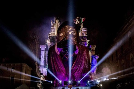 """Carnevale di Fano 2016 """"Spirito di Carnevale"""""""