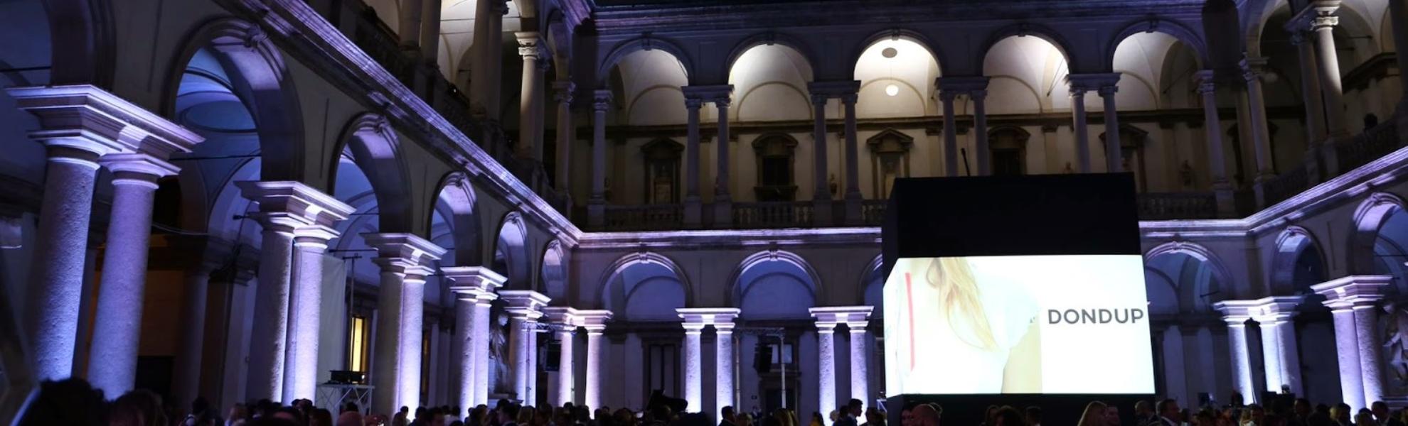 DONDUP Pinacoteca di Brera Milano