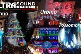 I Natali 2016 di Ultrasound Eventi #uau