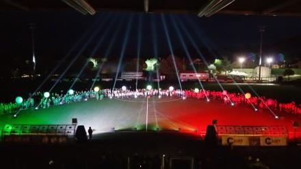 Inaugurazione Stadio Matelica